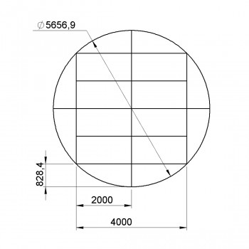 DS-PROSTAGE Circle 5,5m Part 1