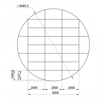 DS-PROSTAGE Circle 8,5m Part 3