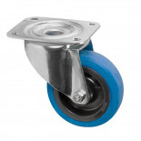 Blue Wheel Tente 100mm